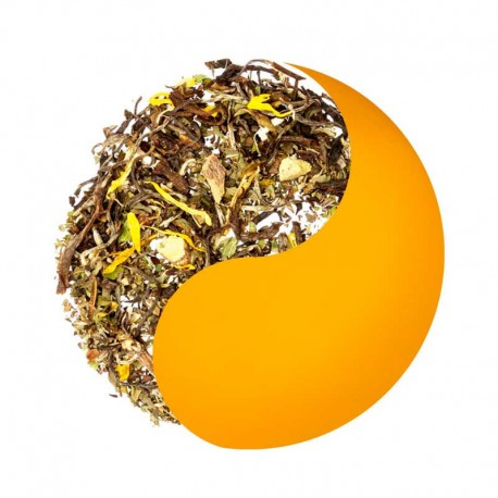Spiced Oolong Tea