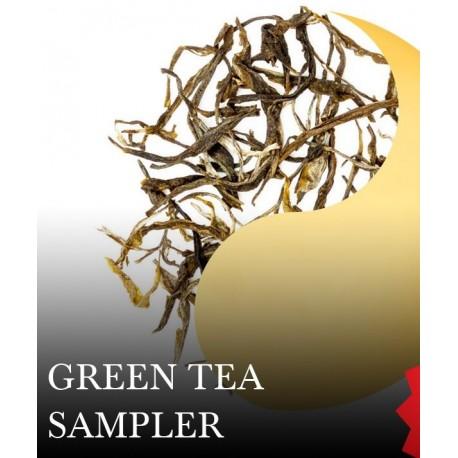 GreenTea Sampler
